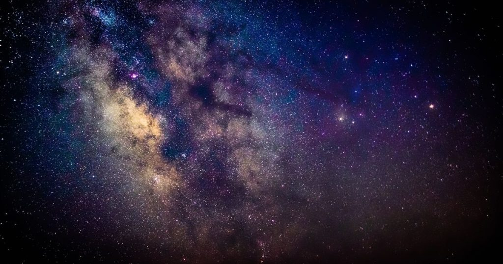 The mysterious radio signal to the Milky Way fascinated scientists