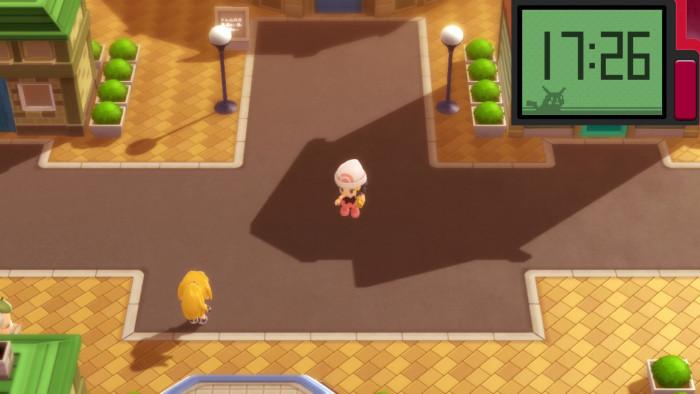 Pokemon Shining Diamond and Shining Berlin Screen Shot