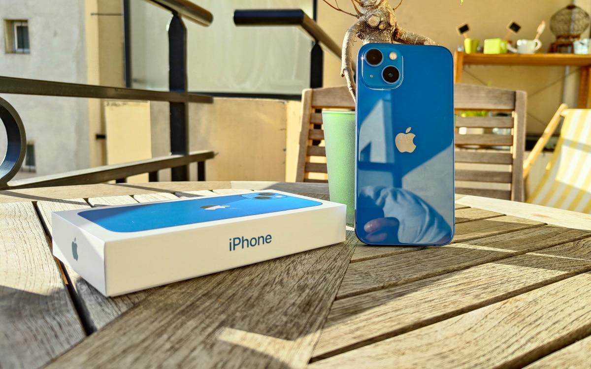 Apple iPhone Test 13