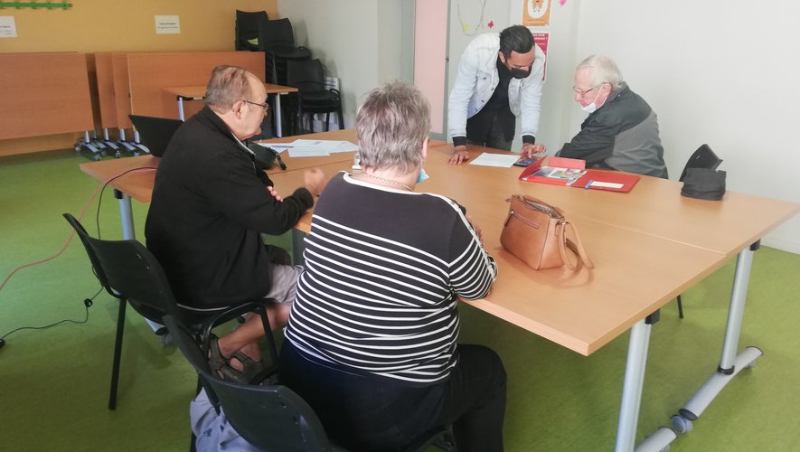 At Mason France Services in Jakoon, a new workshop was presented