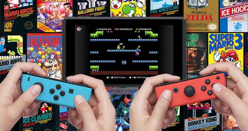 Bon Plan: Nintendo Switch Online Subscription and Ads