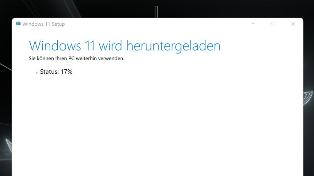 Download: Microsoft Windows 11 ist ab sofort verfügbar
