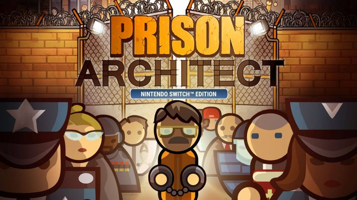 Download Prison Architect for free Nintendo Connect