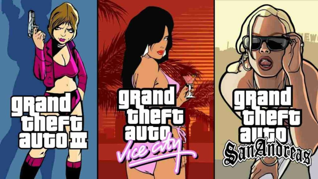 GTA Trilogy Remaster appears on Rockstar launcher: Is the announcement even closer?