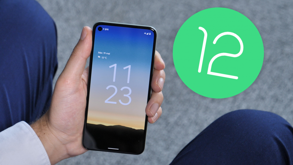 Google Introduces Android 12, But You Don't Think