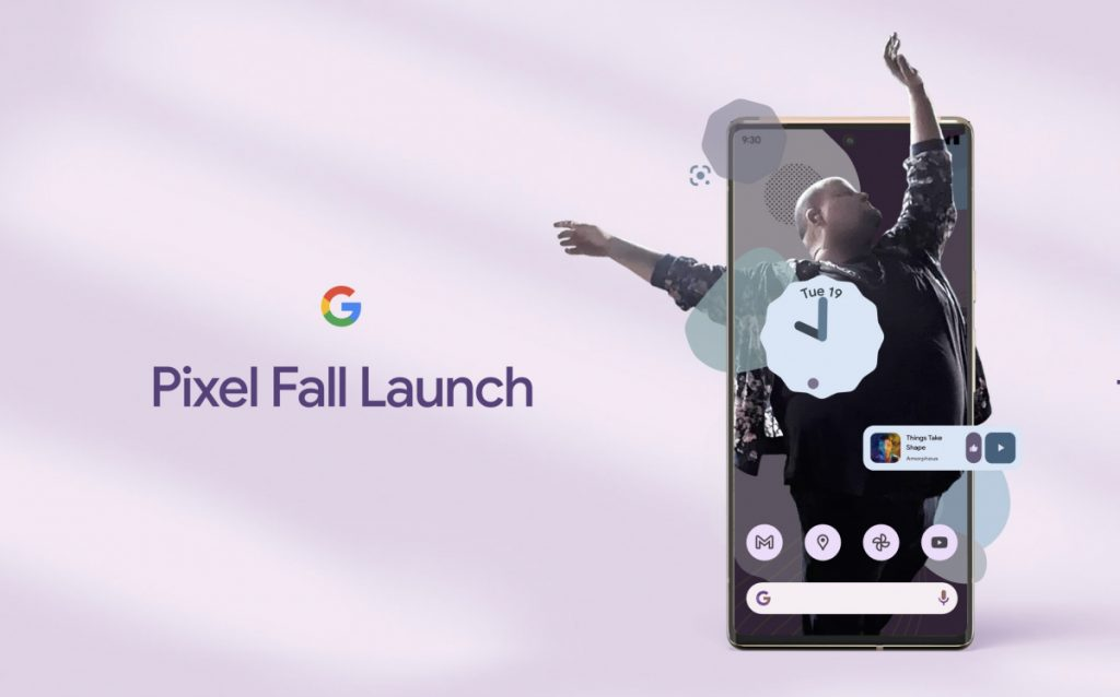 Google's new best smartphones are coming on October 19th