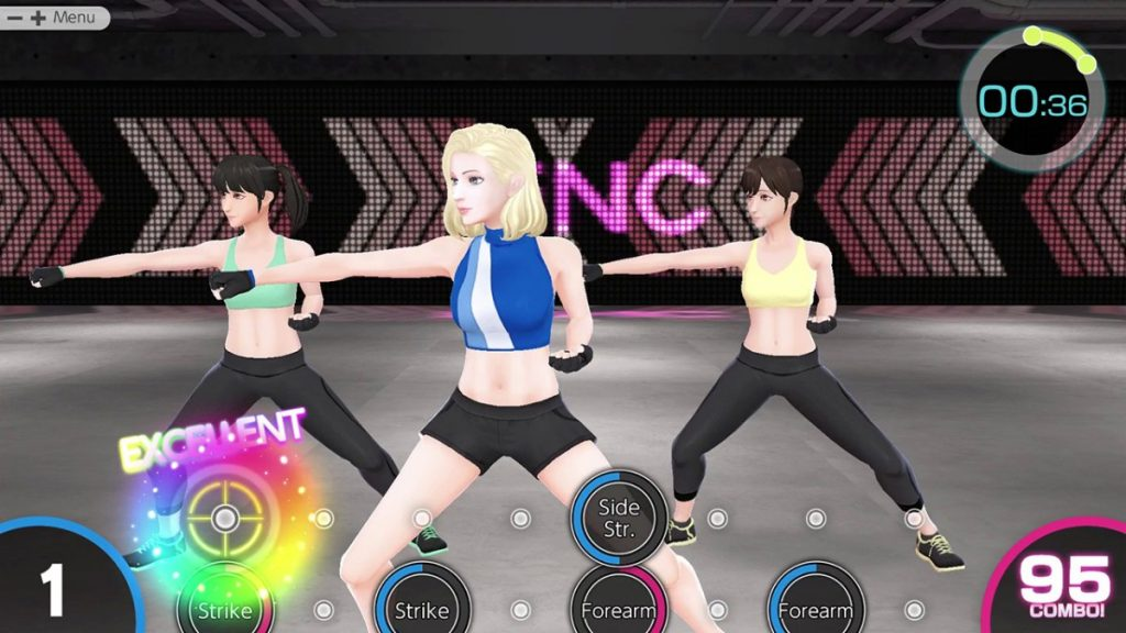 Home Fitness - Improve Your Workout at Home with the Nintendo Switch / Play Experience