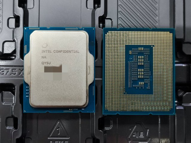 Intel Core i9-12900K with DDR5-8000 released, ES2 running at 4.5 GHz