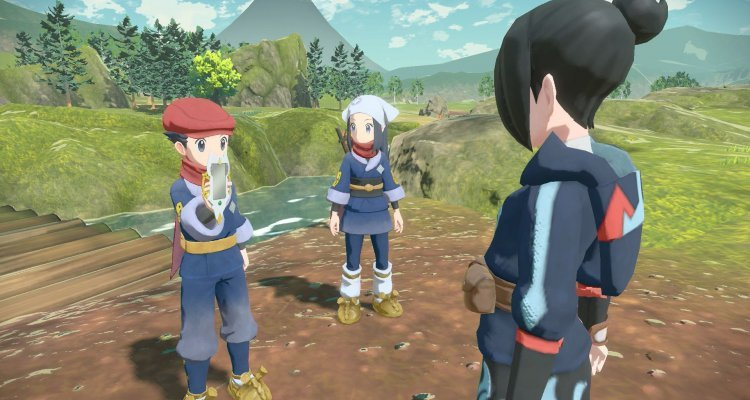 Is Pokemon Legends Arcius an open world or not?  Nintendo gives the first explanation - Nerd4.life