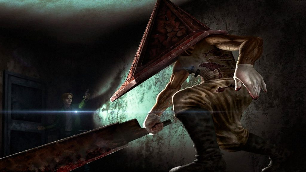 Is it good then?  Hideo Kojima is working on the Silent Hill resume
