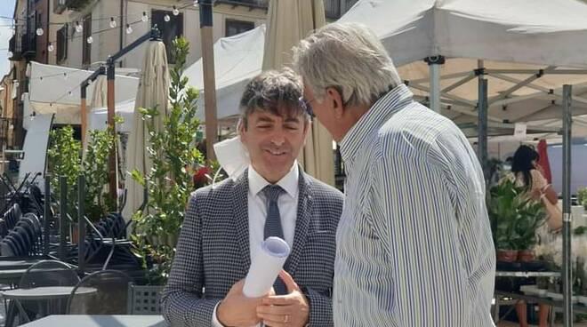 Cosmo Tedeschi e Gabriele Melogli
