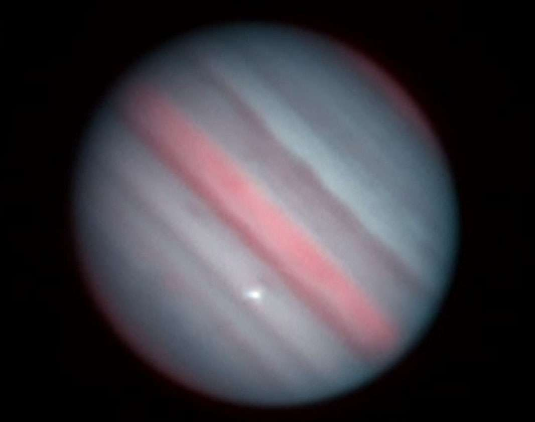 Jupiter: A new giant impact was seen in its atmosphere - Nintendo-Power