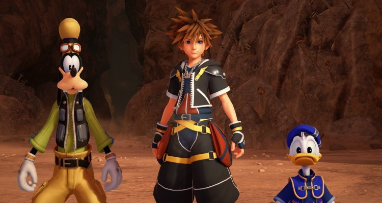 Kingdom Hearts, Cloud Edition Complete Series on Nintendo Switch - Nerd4.life