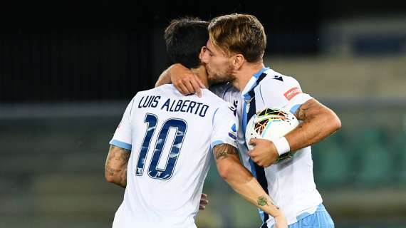 Lazio a lot of the best players