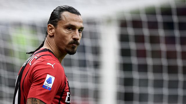 Milan pays tribute to champion Ibrahimovic, downloading another