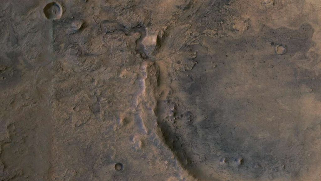 """NASA rover discovers lake on Mars: """"One of the biggest mysteries solved"""""""