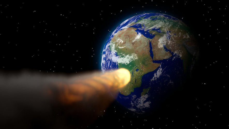 NASA will send a machine to collide with an asteroid to divert its orbit