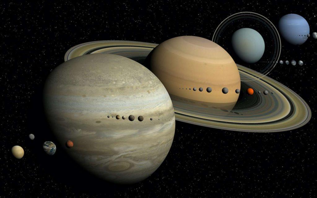 Notre Système solaire se compose de huit planètes. C'est du moins ce que l'on sait avec certitude aujourd'hui. Mais des indices pointent une neuvième planète qui pourrait toujours se cacher au-delà de l'orbite de Neptune. © Florent DIE, Adobe Stock