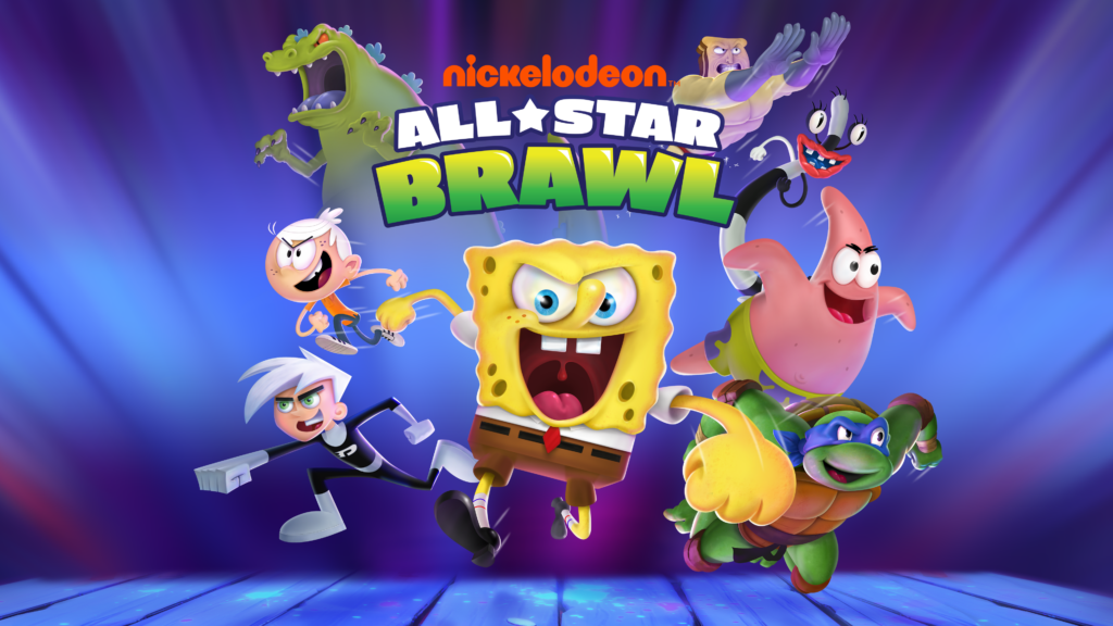 Nickelodeon All-Star Fight is now available Nintendo Connect