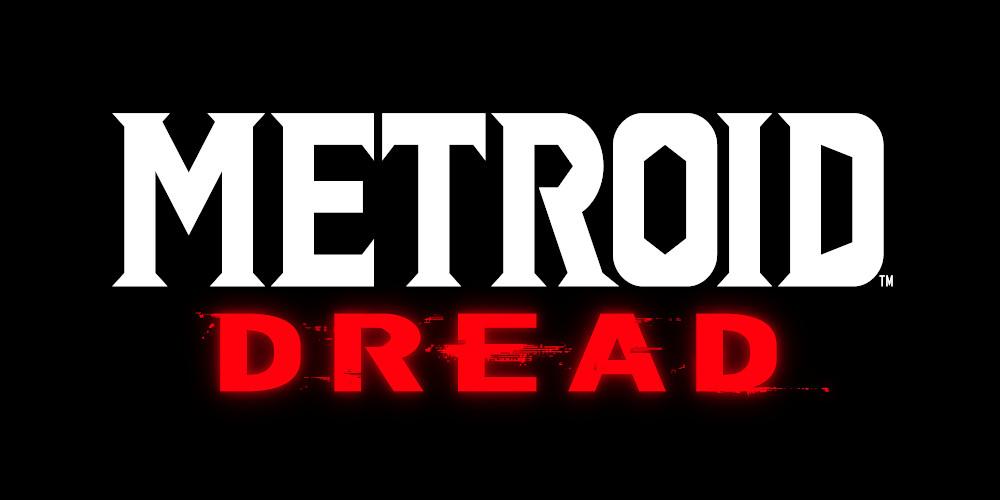 Metroid Dread - Logo
