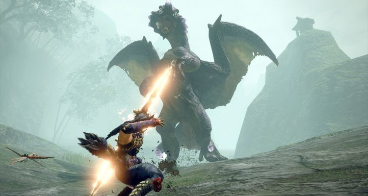 Rise of Monster Hunter, no cross-game or cross-storage between PC and Nintendo Switch-Nerd4.life