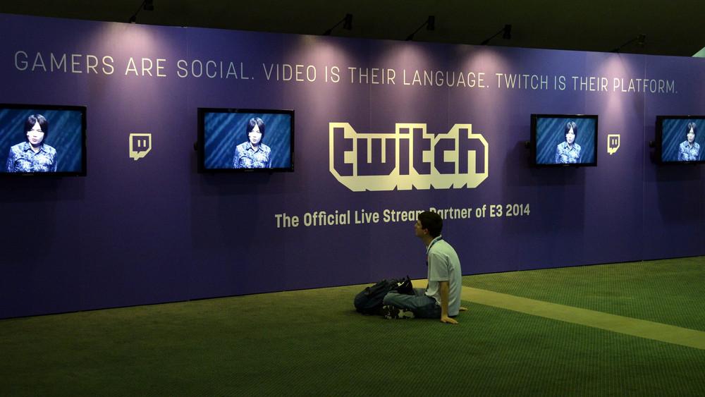 Streaming Platform Twitch Hacked - FFH.de