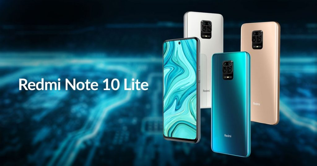 Xiaomi is formalizing the Redmi Note 10 Lite ... or renaming the Redmi Note 9 Pro instead